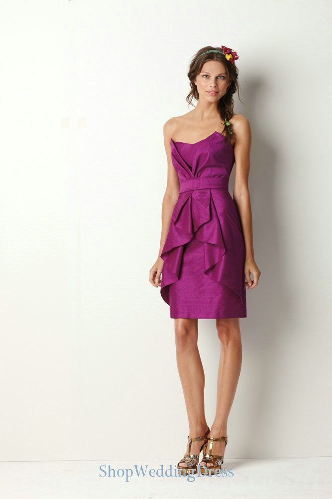 1000  images about Beautiful Bridesmaid Dresses on Pinterest  One ...