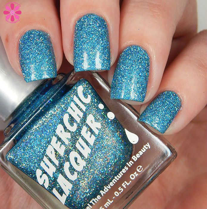 Superchic Lacquer Project Runway Collection Cosmetic Sanctuary Own It
