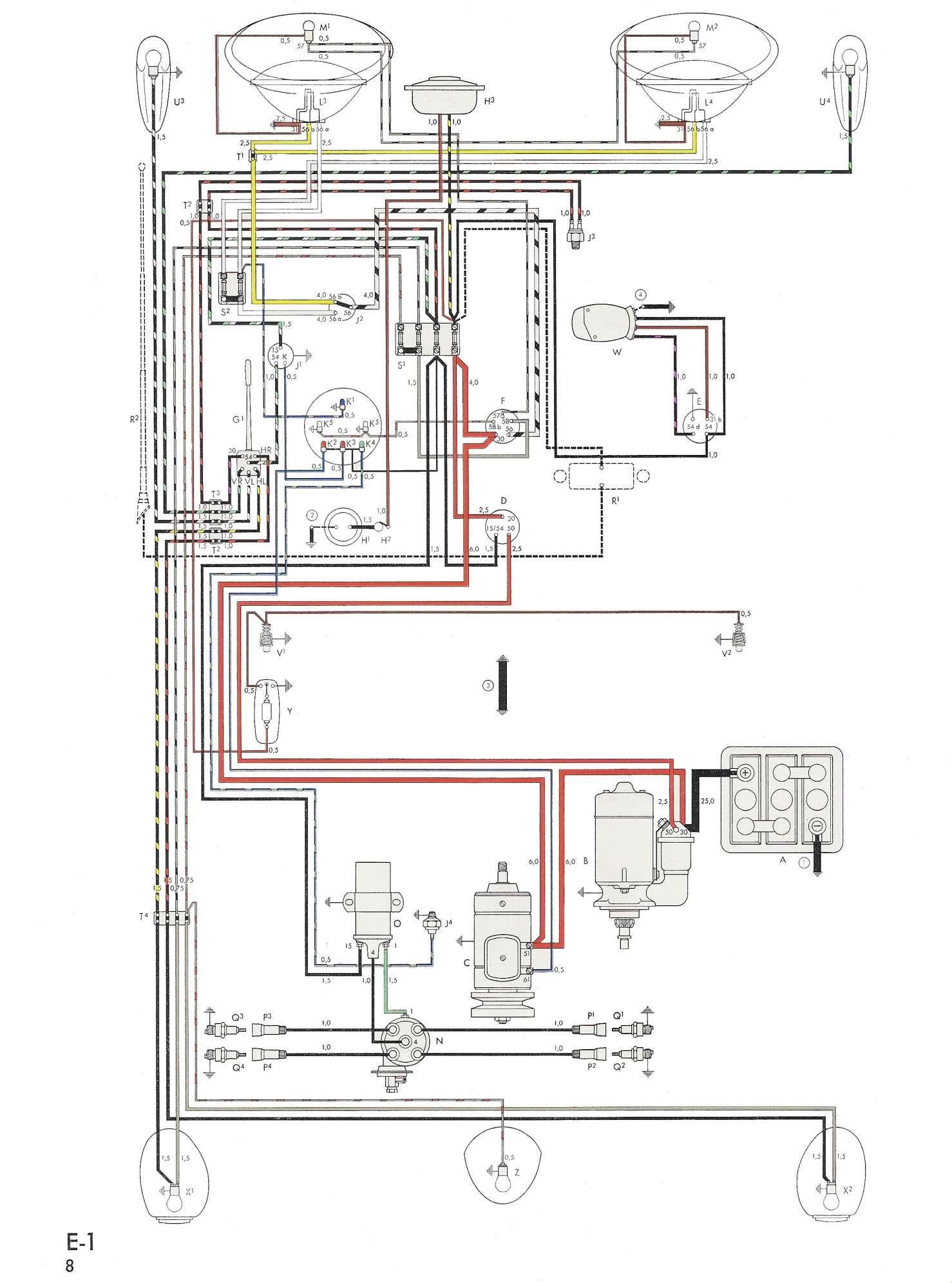 12+ Engine Wiring Diagram Vw Bug - Engine Diagram - Wiringg.net in 2020 | Vw  trike, Vw dune buggy, TrikePinterest