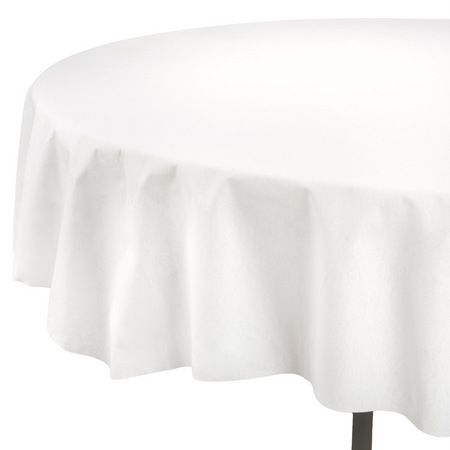 Silver Prestige Linen Like 50 X 108 Tablecloths 24 Ct Table