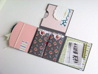 Tuto Mini 30x30cm Avec Le Simply Scored Avec Images Tutoriel De Confection De Mini Album Mini Albums Scrapbook Tuto Scrapbooking