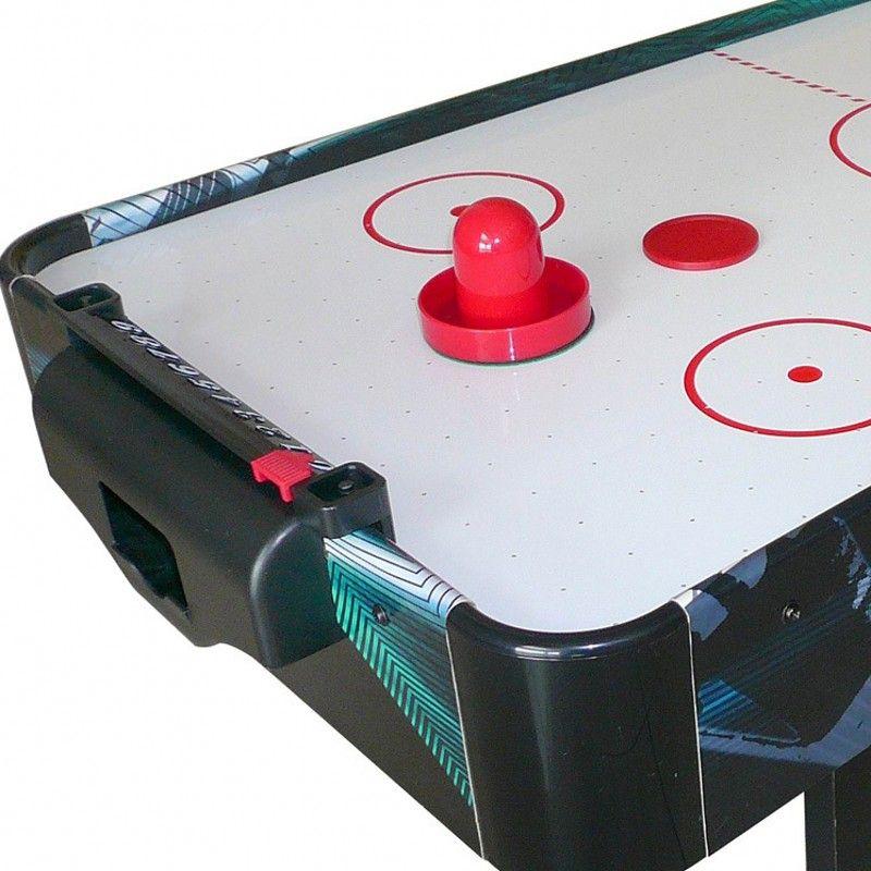 Air Hockey Soccer Indicator Box 2 Pcs Table Accessories Plastic Hockey Table Game 205 88mm Air Hockey Table Accessories Table Games