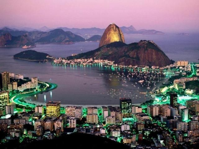 Rio de Janeiro(Pão de Açúcar)