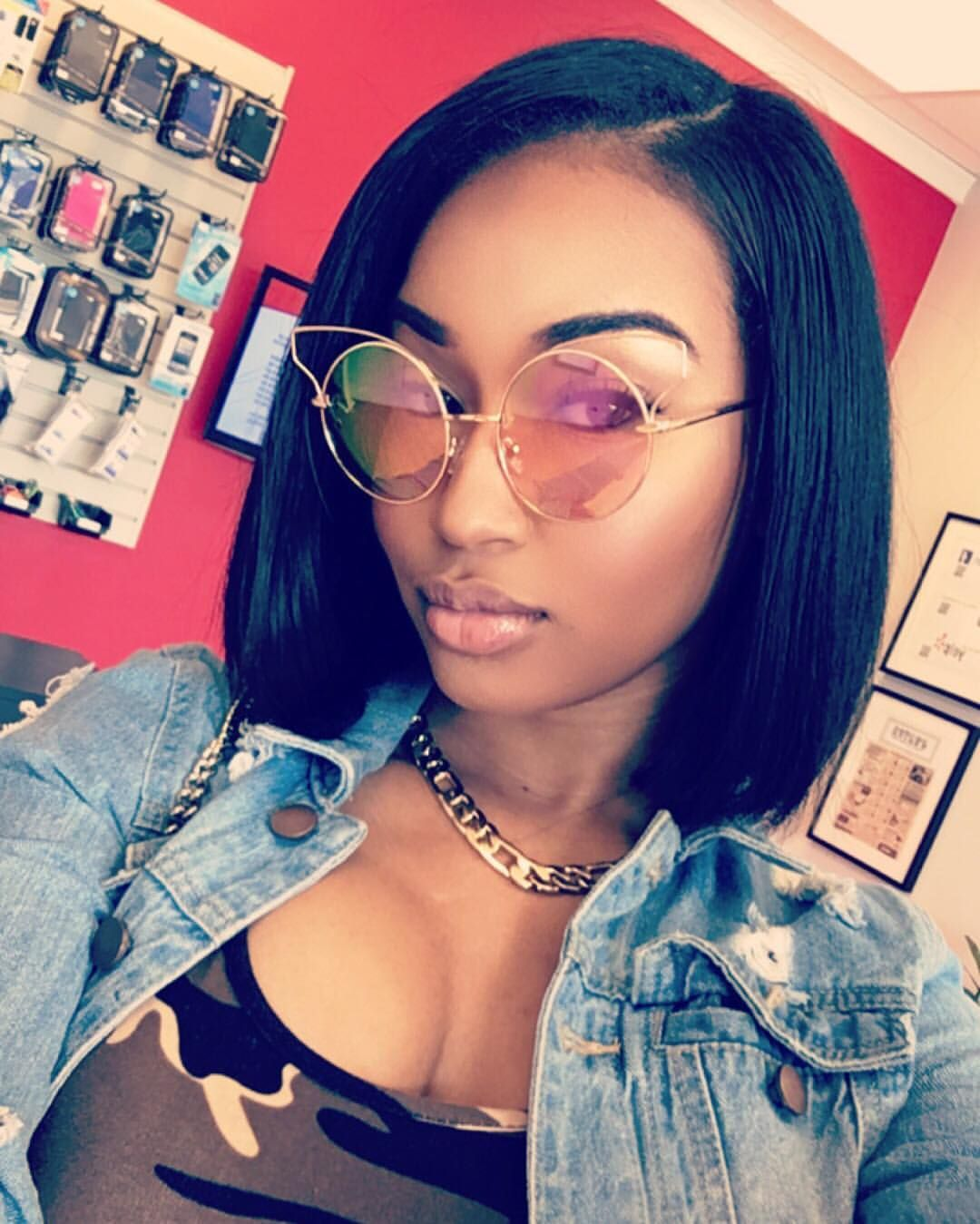 pindaquenna moore on hair | pinterest | bobs, instagram and hair