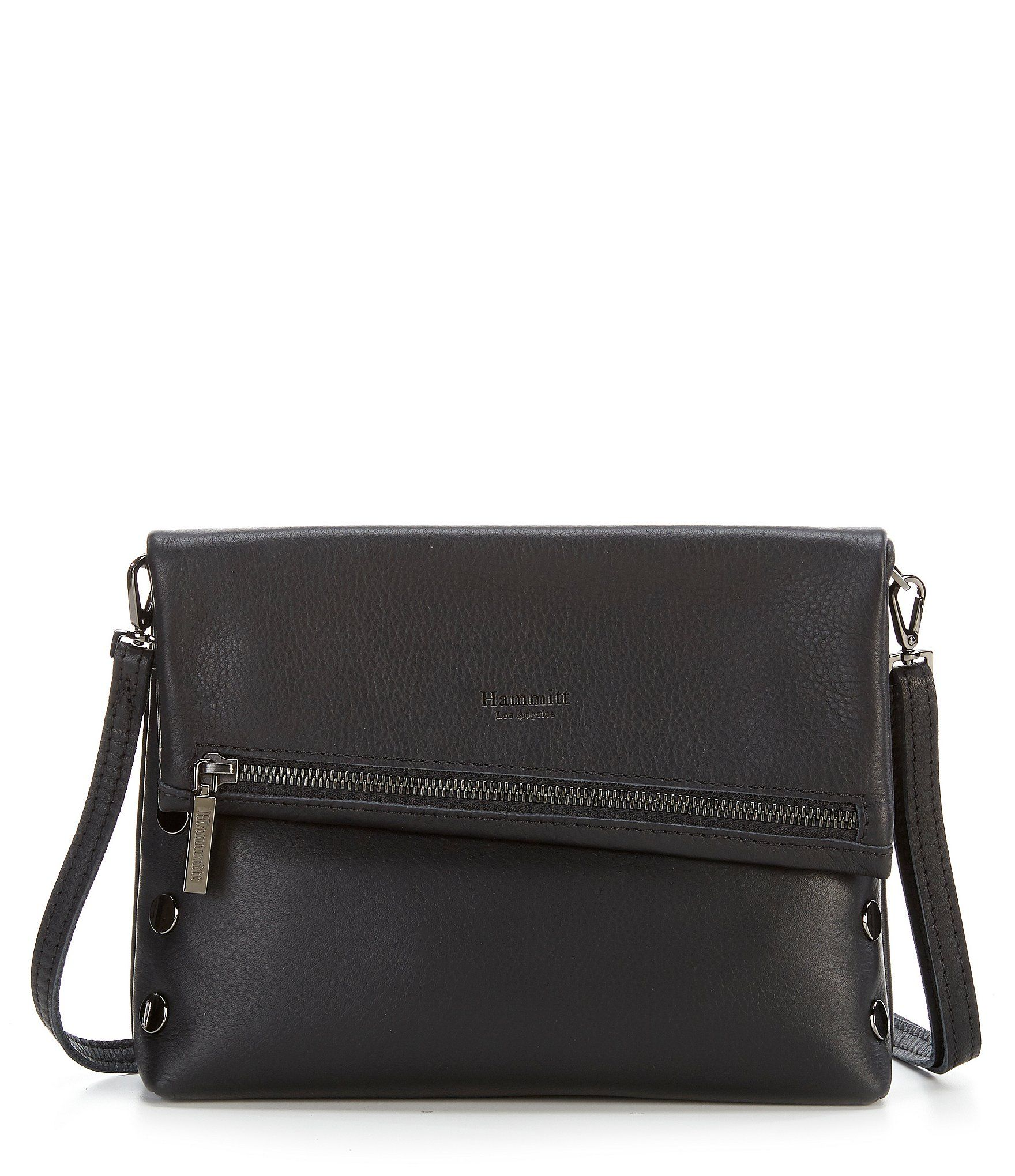 de3d53049 Shop for Hammitt VIP Studded Fold-Over Cross-Body Bag at Dillards.com.  Visit Dillards.com to find clothing, accessories, shoes, cosmetics & more.