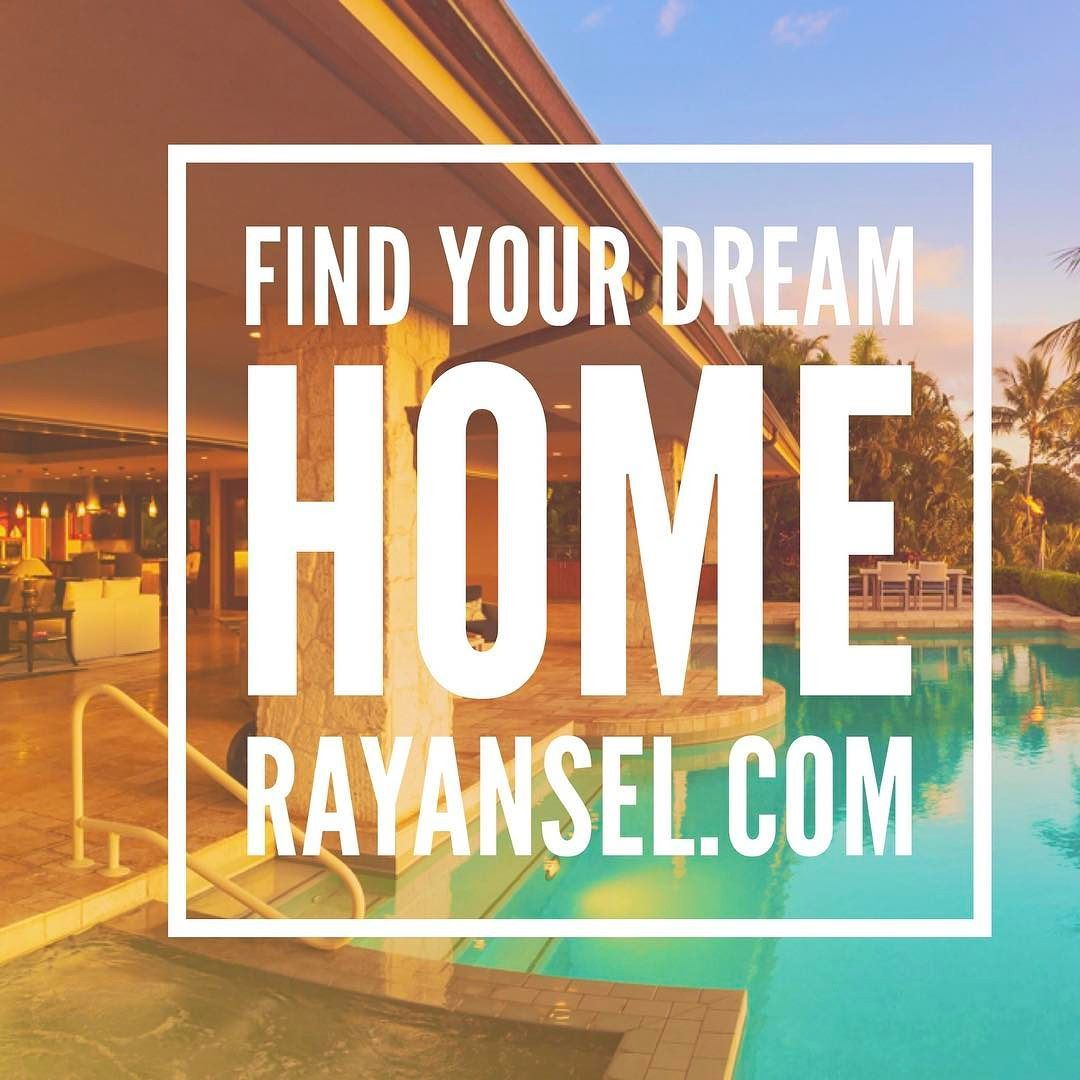 Find your Dream Home  rayansel.com  #miamirealestate #rayweisbein #kurzismiami #luxuryrealestate #realtor