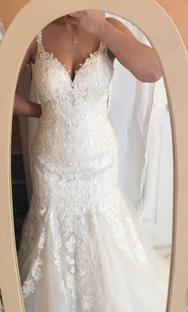e8854e148de98 Essense of Australia D2147 wedding dress currently for sale at 50% off  retail.
