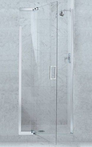 kohler purist pivot shower door modern showers bathroom - Kohler Shower Doors
