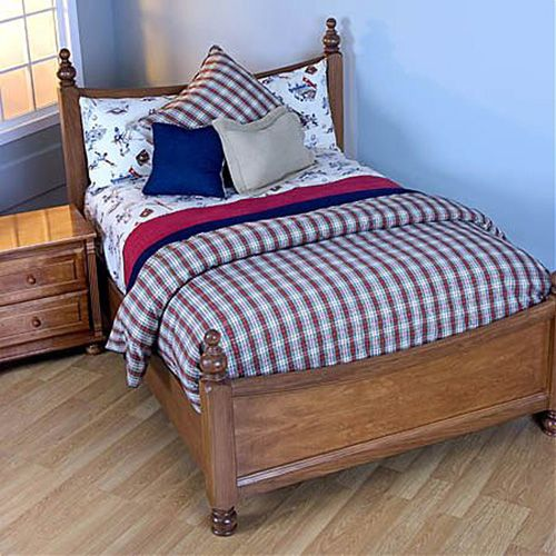 Jonah Twin Bed...Bellini; super cute bed, would like in white, black or navy