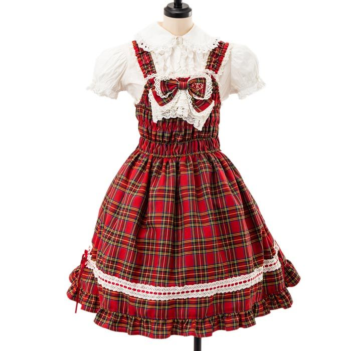 http://www.wunderwelt.jp/products/detail5973.html ☆ ·.. · ° ☆ ·.. · ° ☆ ·.. · ° ☆ ·.. · ° ☆ ·.. · ° ☆ Red plaid dress BABY THE STARS SHINE BRIGHT ☆ ·.. · ° ☆ How to order ↓ ☆ ·.. · ° ☆ http://www.wunderwelt.jp/user_data/shoppingguide-eng ☆ ·.. · ☆ Japanese Vintage Lolita clothing shop Wunderwelt ☆ ·.. · ☆ #egl