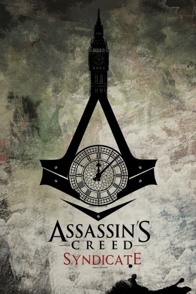 Assassins Creed Syndicate Logo Wallpapers in jpg format for free