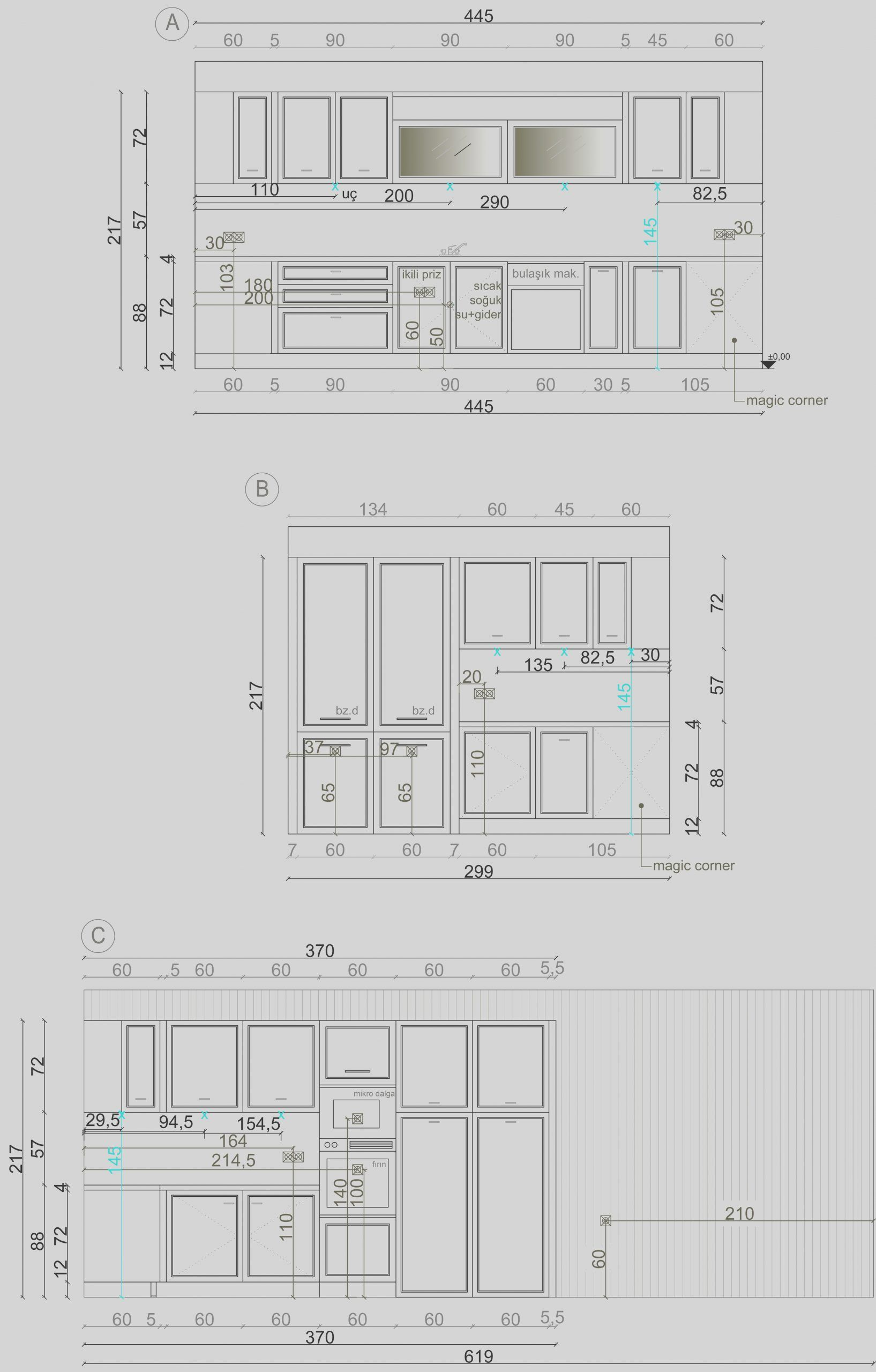 14 Pretty Kitchen Elevation Design Stock Kitchen Layout Plans Kitchen Elevation Kitchen Cabinet Design Plans
