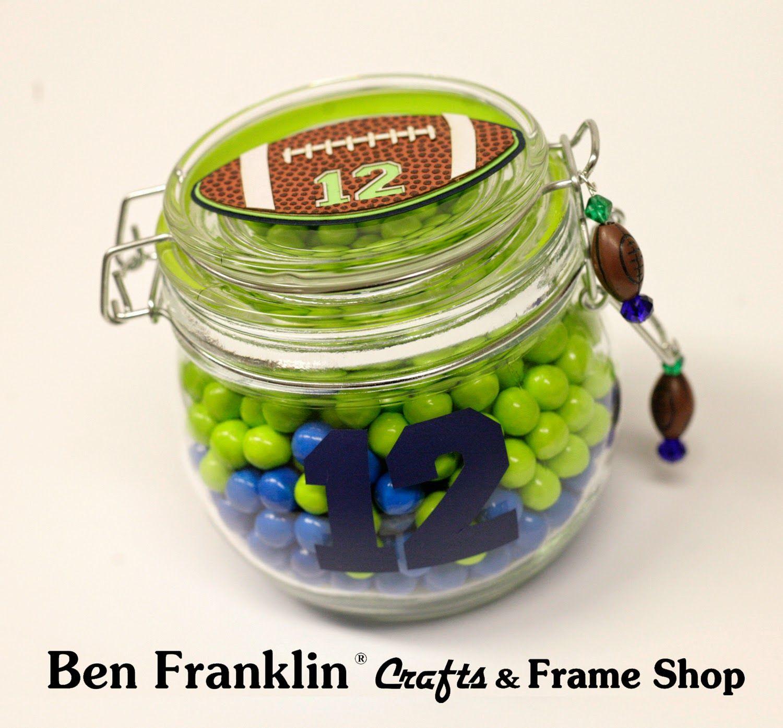 Ben Franklin Crafts and Frame Shop: DIY Seahawks Fans Game Day Snack ...