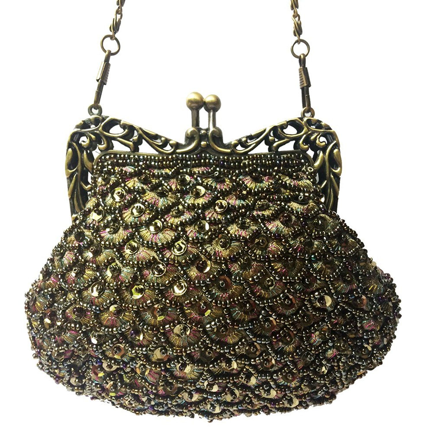 old fashioned coin purse