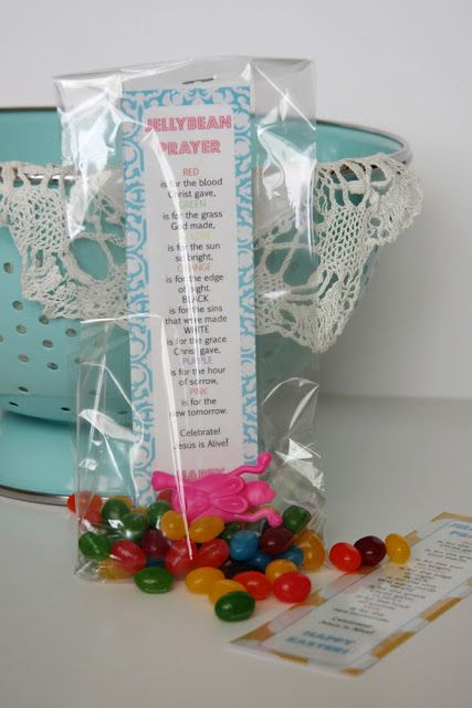 Easter Treat Bags For Sunday School Knittybitties Blogspot Com