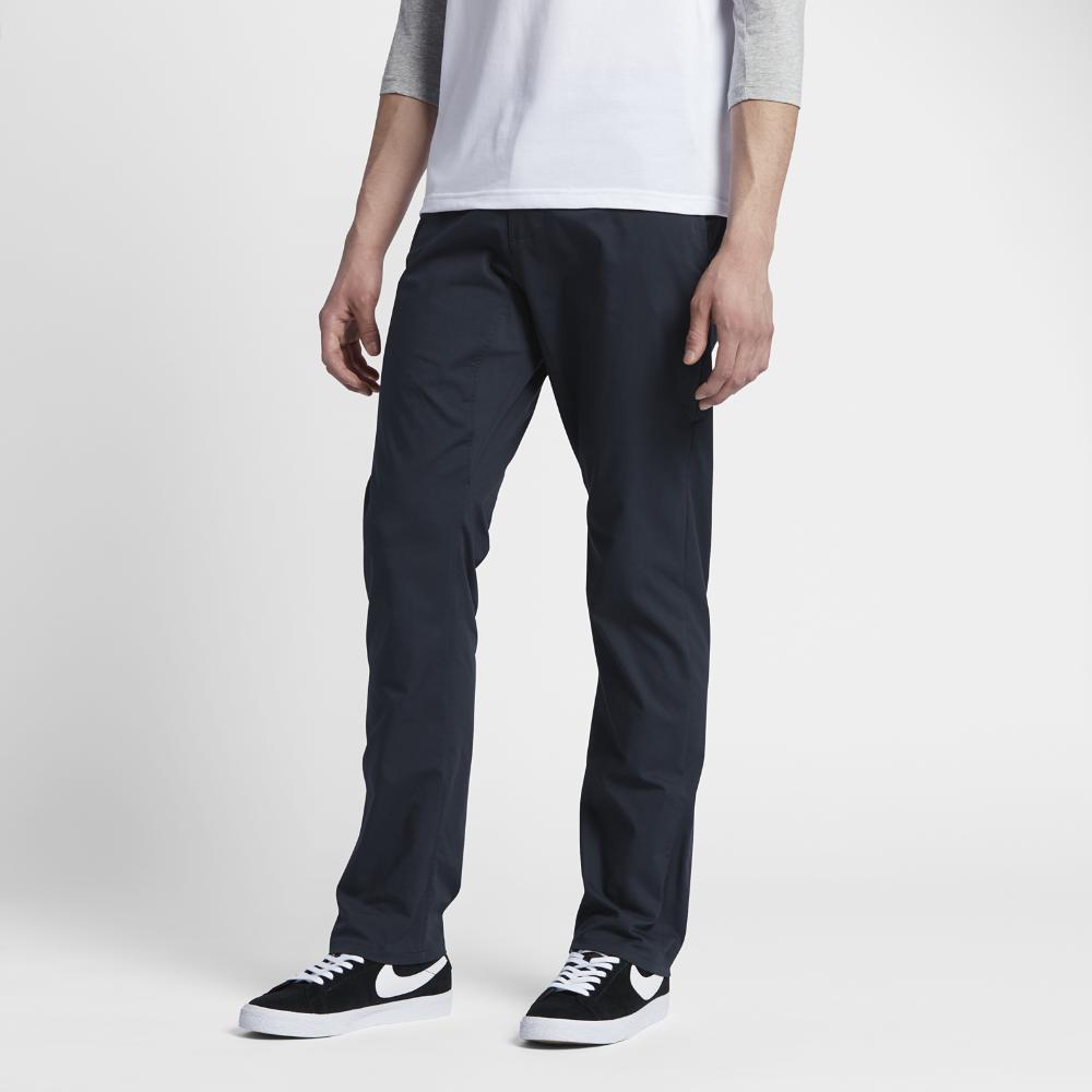 92ca6bd513a2 Nike SB Flex Dry FTM Men s Pants Size 34 (Blue)