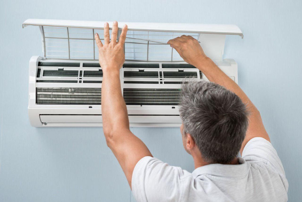 Repair of air conditioners in Moscow 30