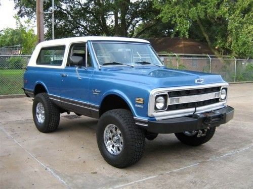 Images Of 1970 K5 Blazer Cst 4x4 New Price 47 Current Chevy And