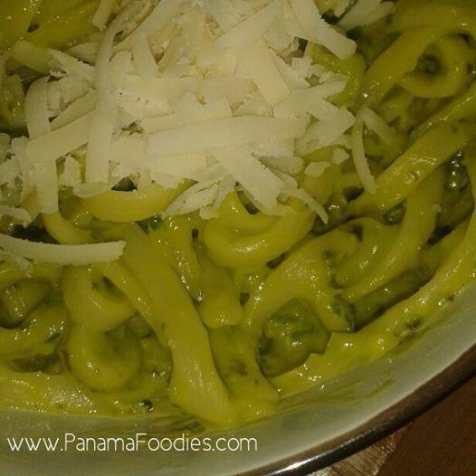 #PanamaFoodies • Pasta with avocado sauce ○ Pasta con salsa de aguacate • www.panamafoodies.com   #FOODIES #PANAMA #YUM #FoodPorn #InstaFood #Love #FoodieLove #InstaFoodie #Flavors #InstaYum #Taste #InstaFlavor #Food #drinks #Foodgram #foodiegram #instaphoto #instafoto #nom #foodlover #nomnom #EnPanama #healthy #saludable #sano