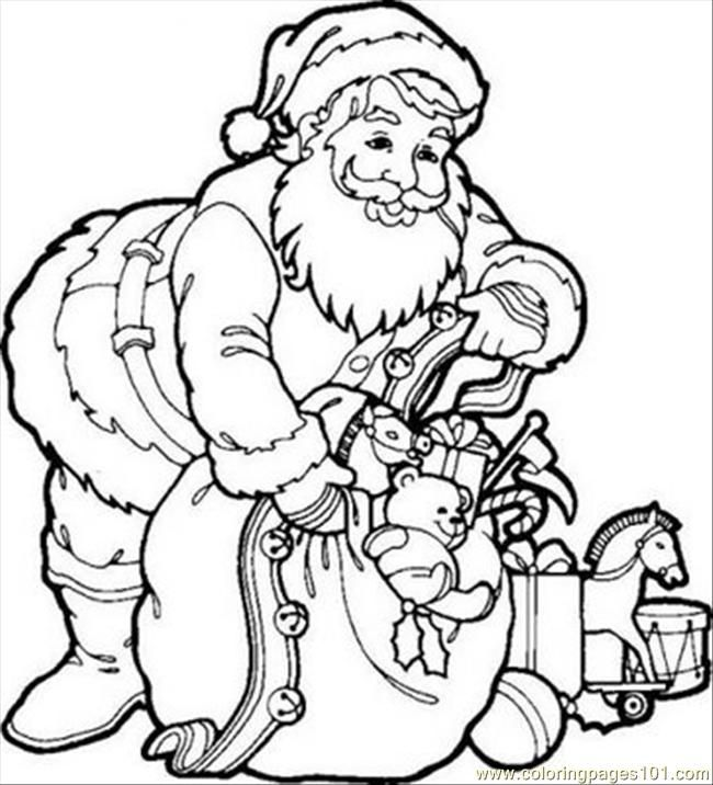 Disney Christmas 01 Coloring Page For Kids And Adults From Cartoons Pages