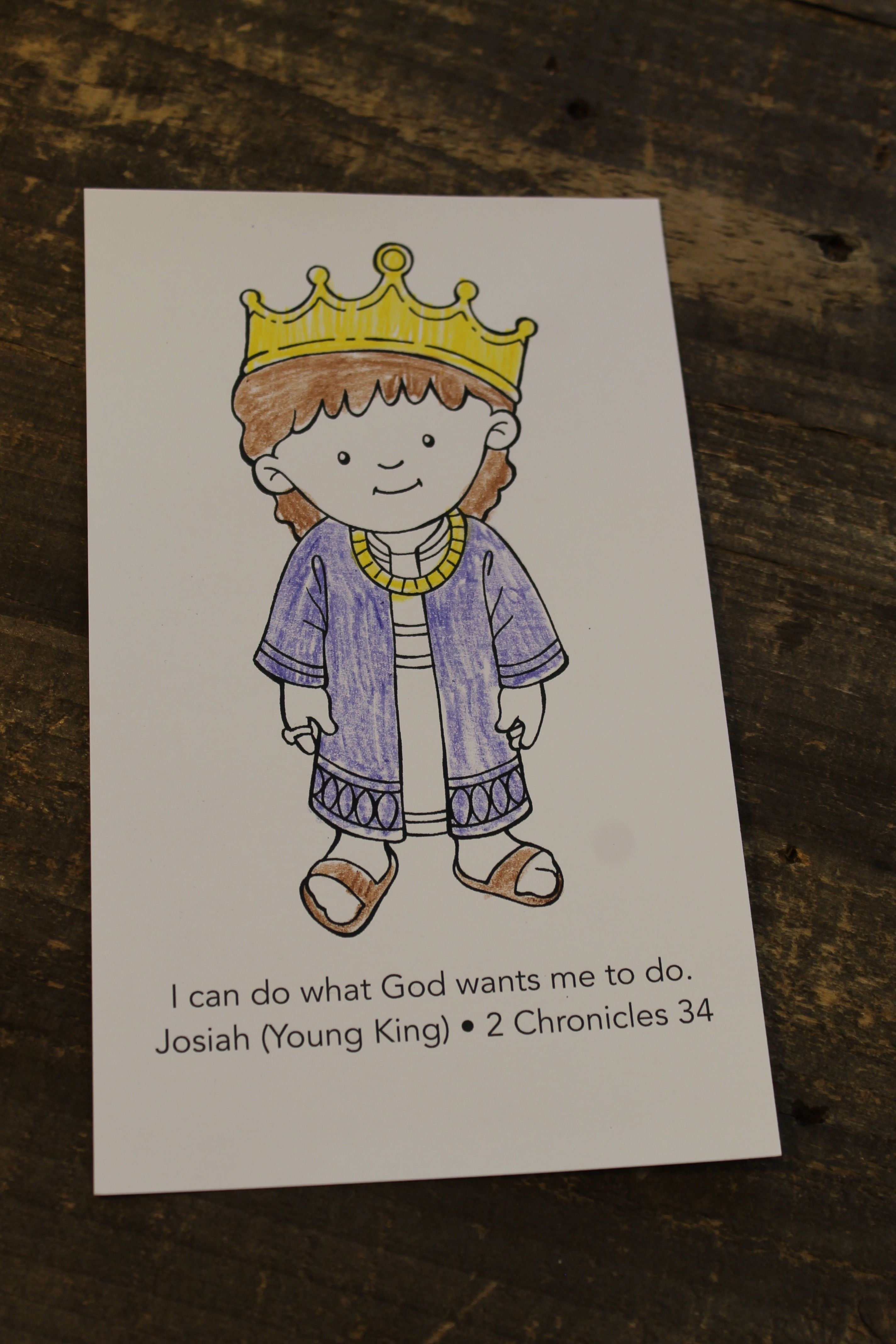 Sample Craft For July Extended Toddlers Week 4 Josiah