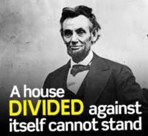 United We Stand Divided We Fall Where Did This Quote