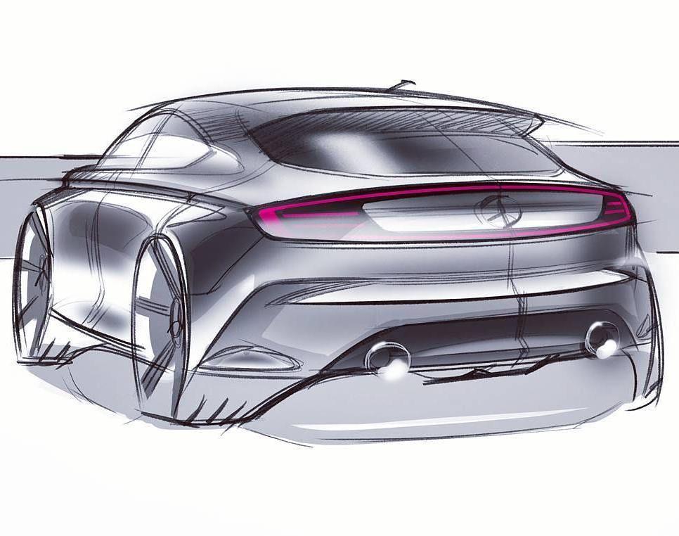 Diving Into The Design World Of Vasiliymarkin Reviewing Some Of His Sketches Vasiliymarkin Sketch Promotingautomobil Automotive Design Car Sketch Mercedes