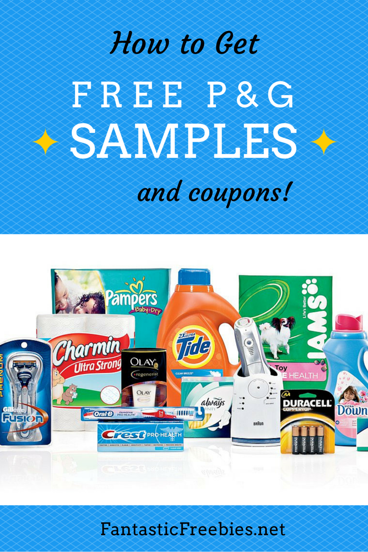 Go coupons free samples