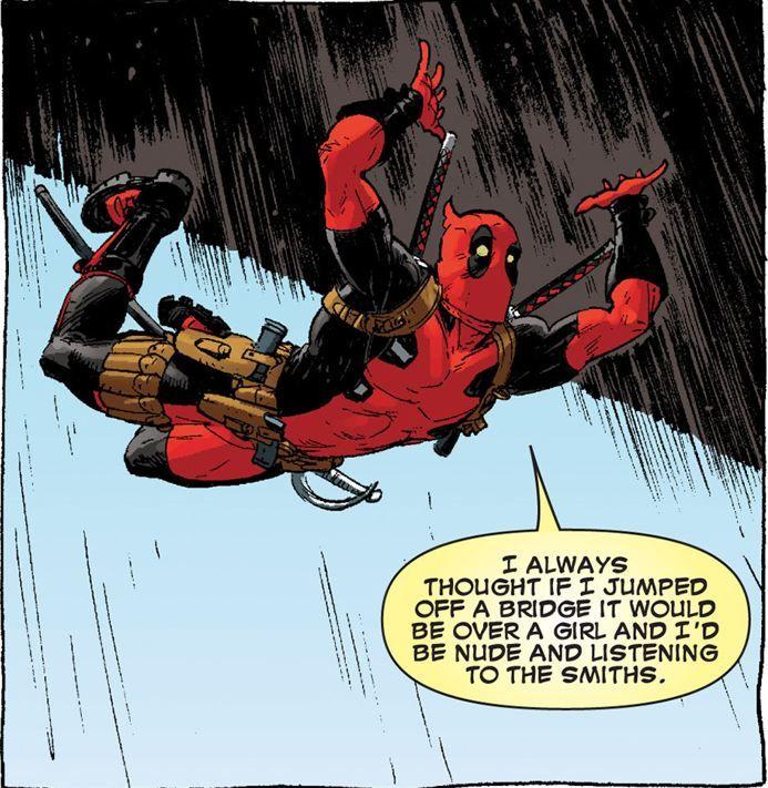 Oh Deadpool you rapscallion, you.