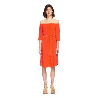 3ec3cdd8bfb03 Flavia Bardot Silk Dress