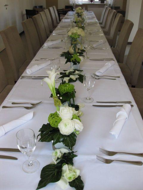 Tischdeko weigrn  Konfirmation  Pinterest  Hochzeit