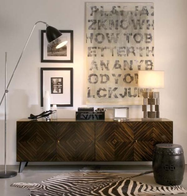 Attractive Modern Approaches To Dining Room Sideboards Nice Ideas