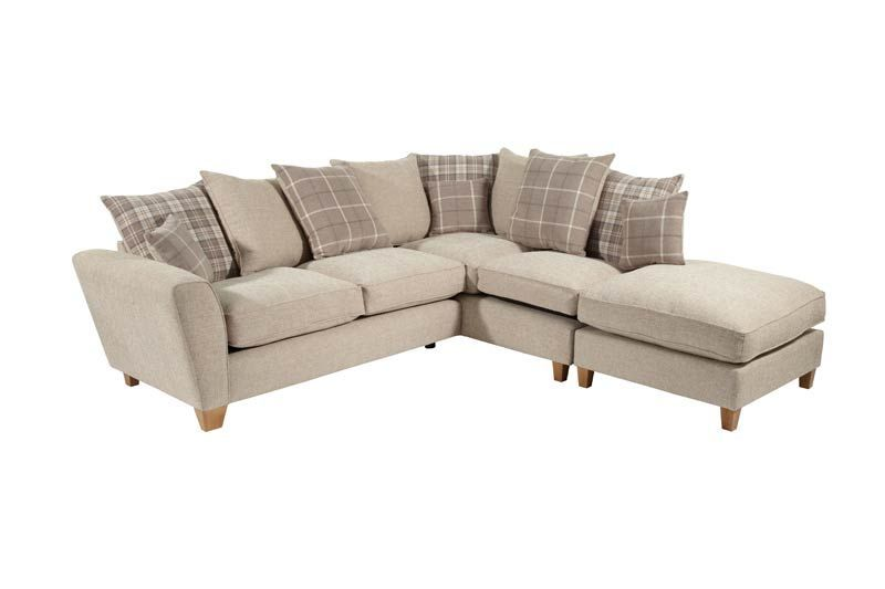 Grey Fabric Sofa Scs In 2020 Fabric Sofa Grey Fabric Corner Sofa Sofa