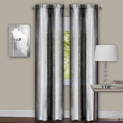 Found It At Wayfair Sombre Curtain Panel Curtains Panel
