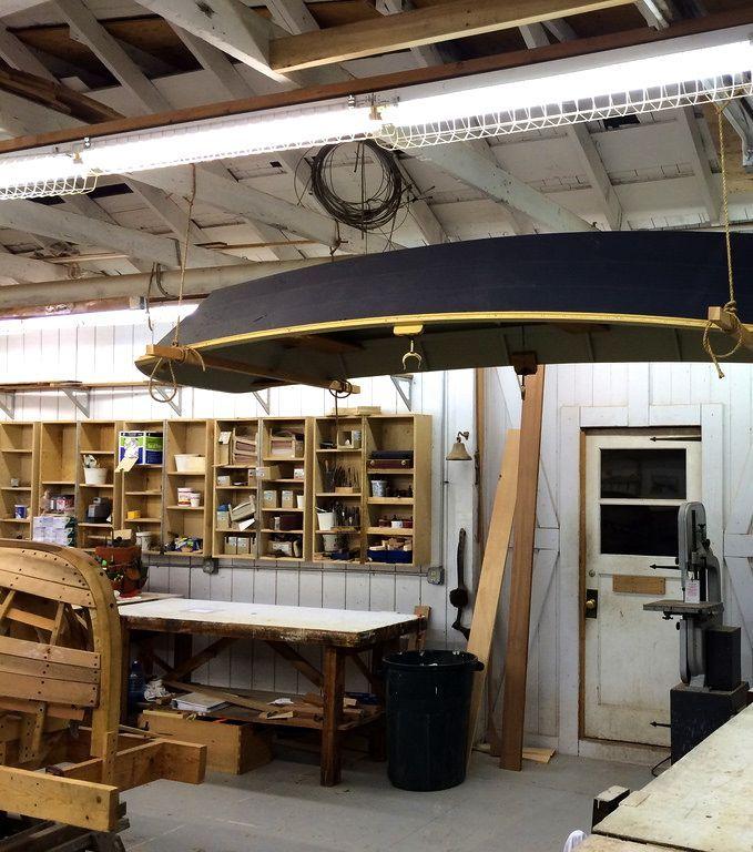 Classic Wooden Boats, Boat Building, Workshop