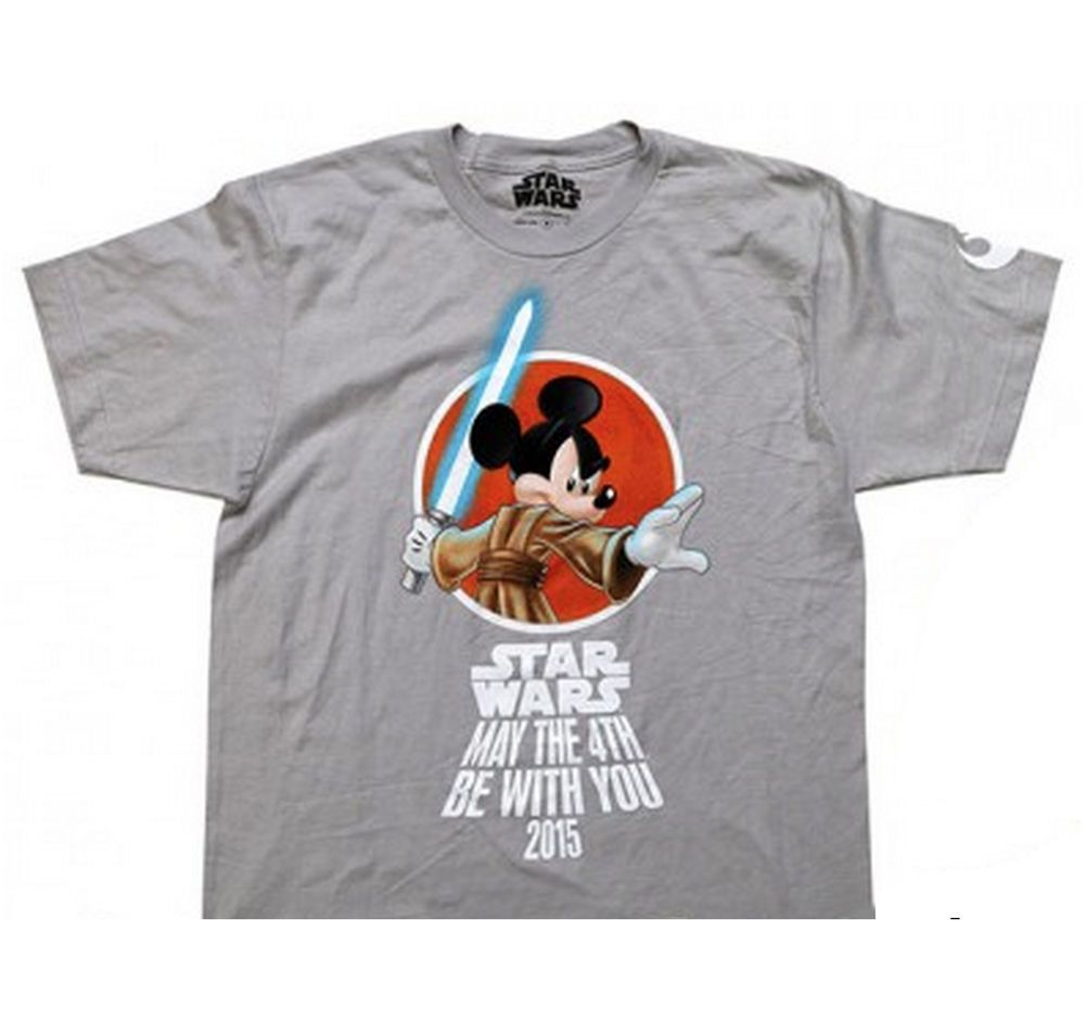May The Fourth Be With You At Disneyland: Details About NEW Disney Star Wars Mickey May The 4th Be
