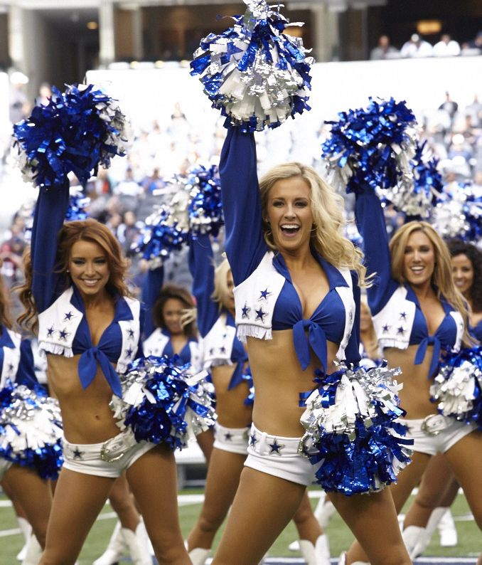 do dallas cowboy cheerleaders dating players