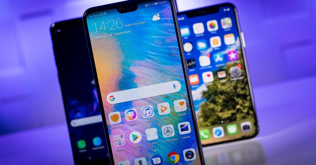 Technische Daten Enthullt Huawei P30 Pro Muss Konkurrenz Nicht Furchten Apple Handys Konkurrenz Arbeitsspeicher