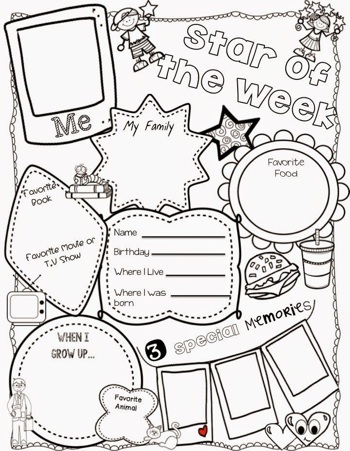 Pretty About Me Poster Template Images >> Lauren Gregory About Me ...