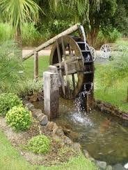 Resultado de imagem para monjolo roda d'aguas