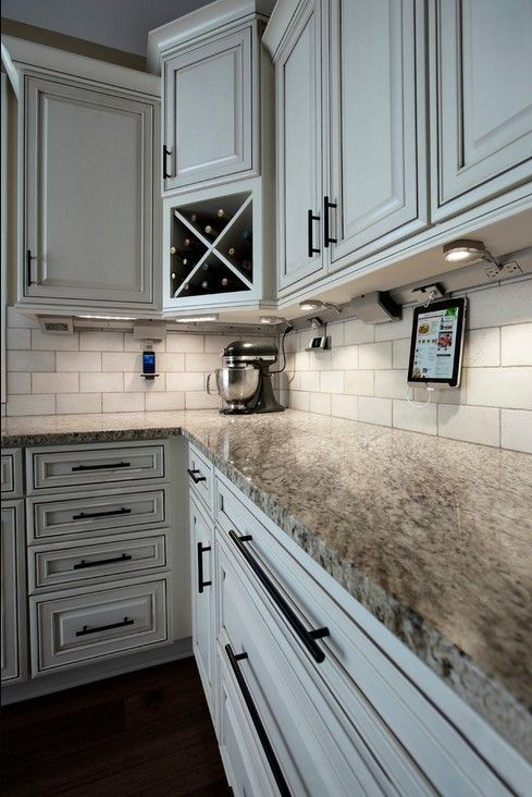 Legrand Under Cabinet Lighting System Amusing Cooking With Technology In The Kitchen  Cabinet Lighting Lights Decorating Inspiration