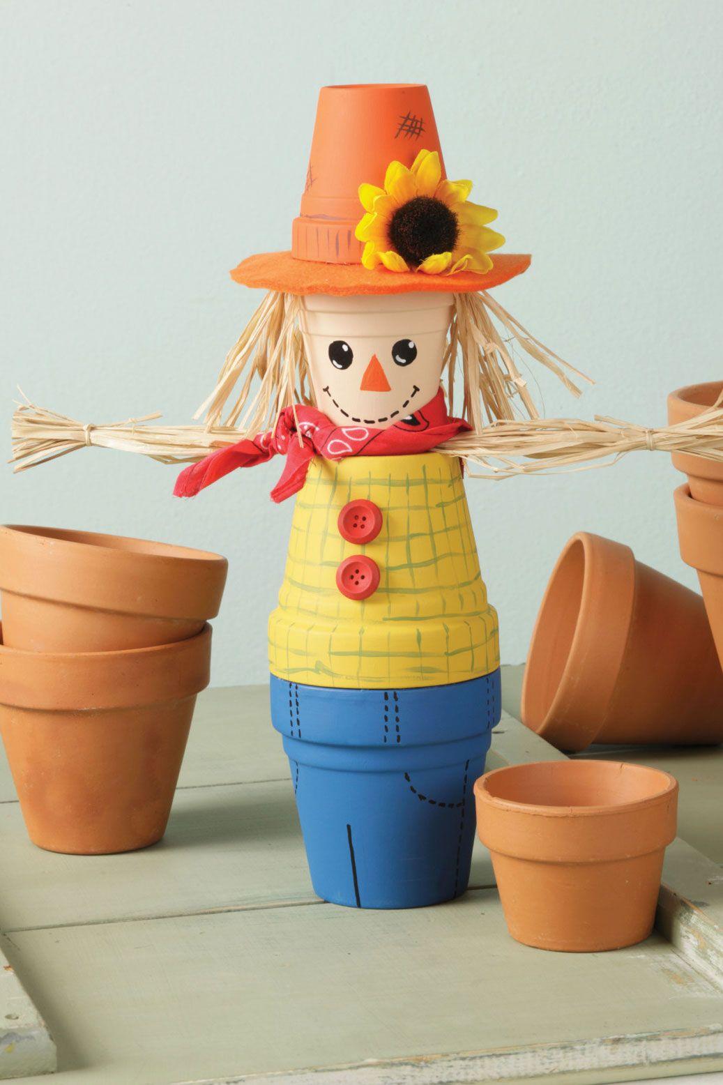Scarecrow Set