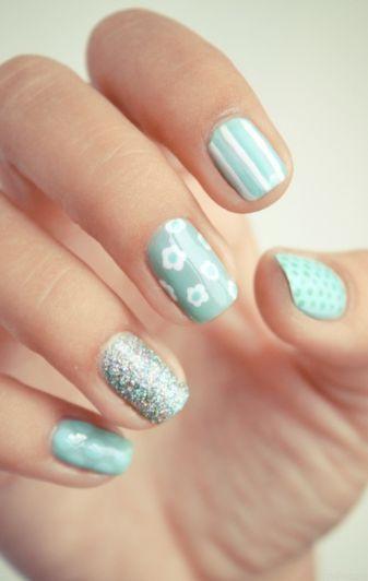 Beautiful photo nail art 32 beautiful korean nail art designs for beautiful photo nail art 32 beautiful korean nail art designs for 2015 prinsesfo Choice Image