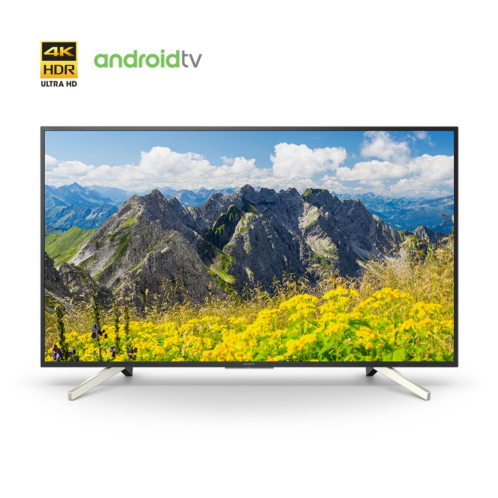 Smart Tv 4k 65 Sony Kd65x755f Televisor Sony Televisor