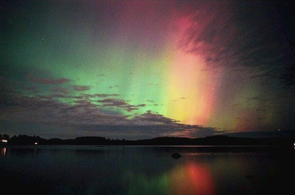 Cool Way Of Explaining The Northern Lights For Kids
