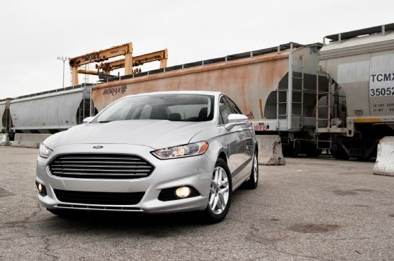 2013 Ford Fusion Titanium 2 0l Ecoboost Awd Ford Fusion 2013