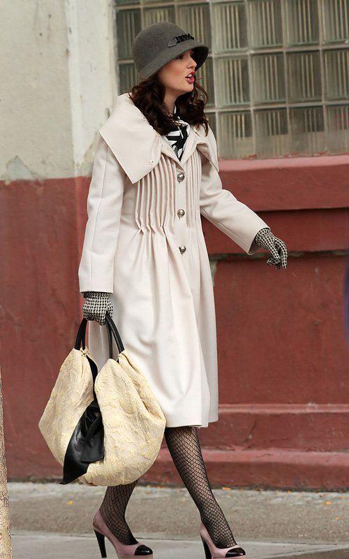 b2004f1c5469 How to dress like Blair Waldorf