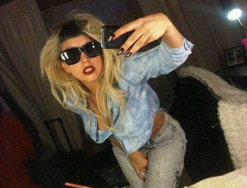 Love The Black Bangs Gaga Lady Gaga Pictures Lady Gaga Celebrities
