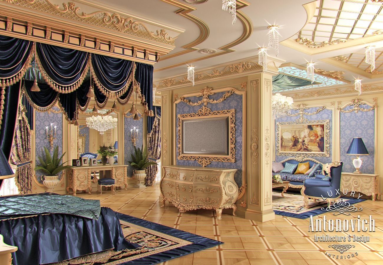 Best Bedroom Design From Kateryna Antonovich Дизайн Спален Роскошные Апартаменты Роскошные Спальни 640 x 480