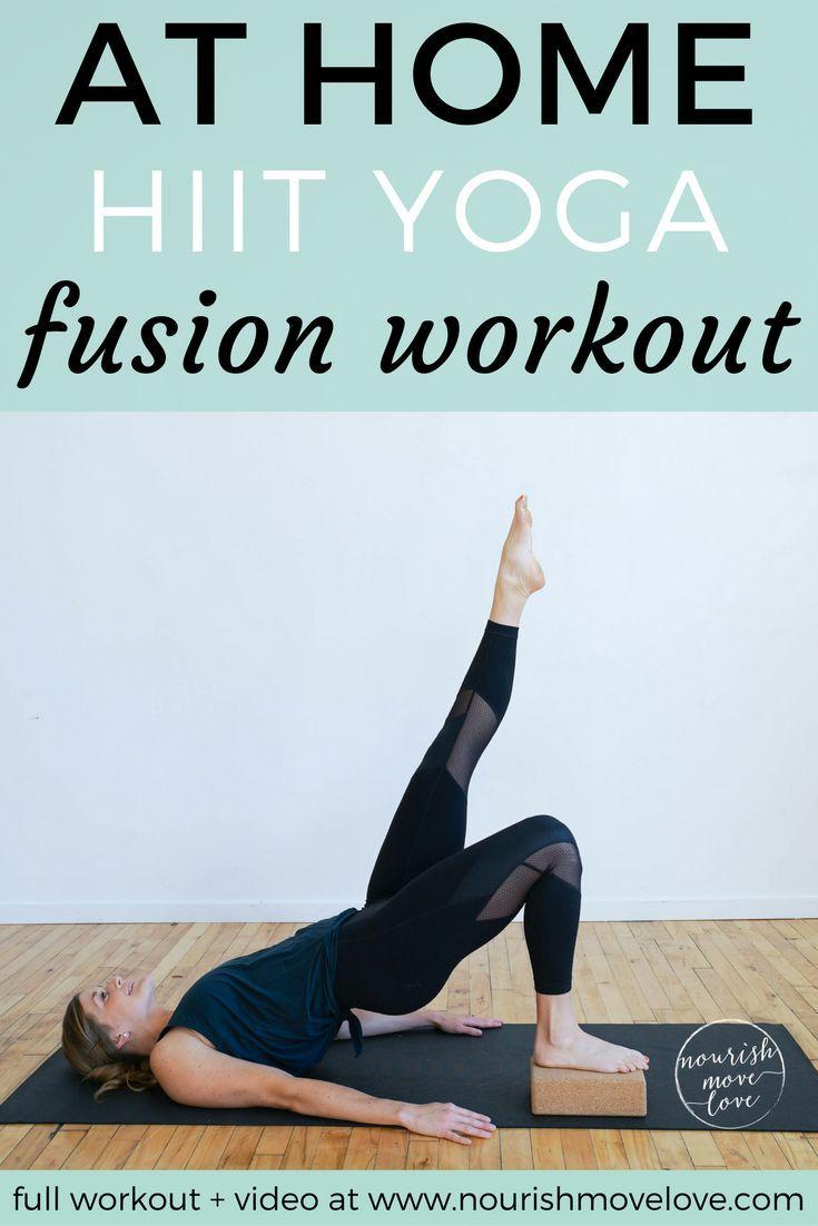 FroBunni: HIIT Yoga Workout